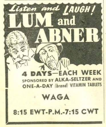 Ad Lum and Abner