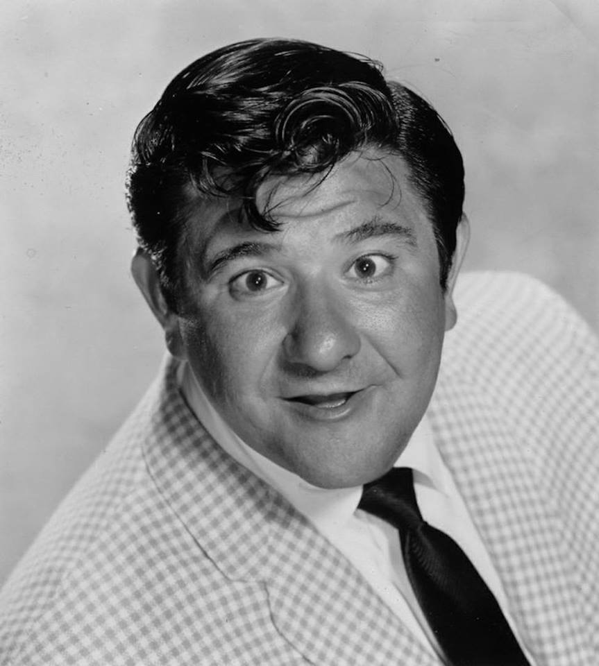 Guest Buddy Hackett