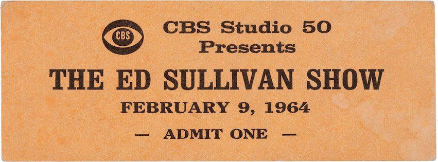 Guest Ed Sullivan Show