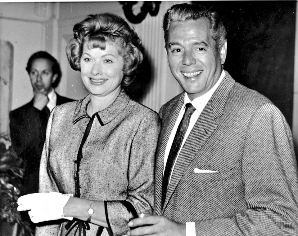 61 years ago, Lucille Ball and Desi Arnaz signed a contract worth $8,000,000 to continue the