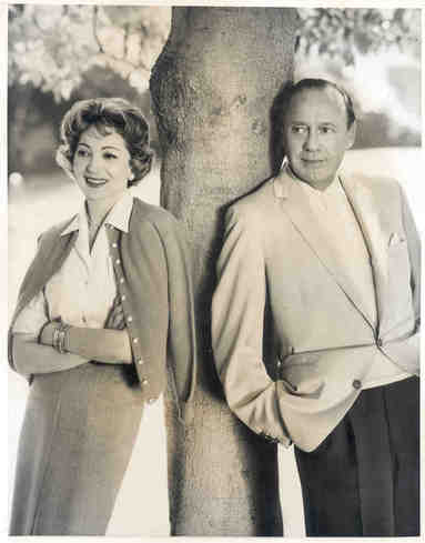 Philco Radio Time Jack Benny And Mary Livingston