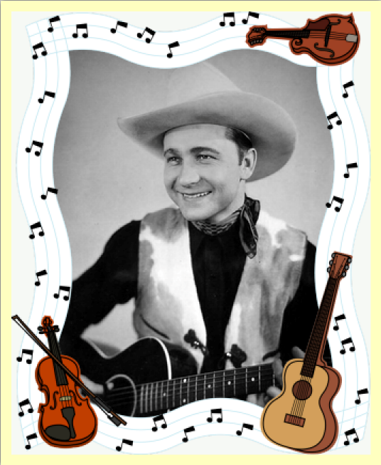 I Came From Texas With Tex Ritter