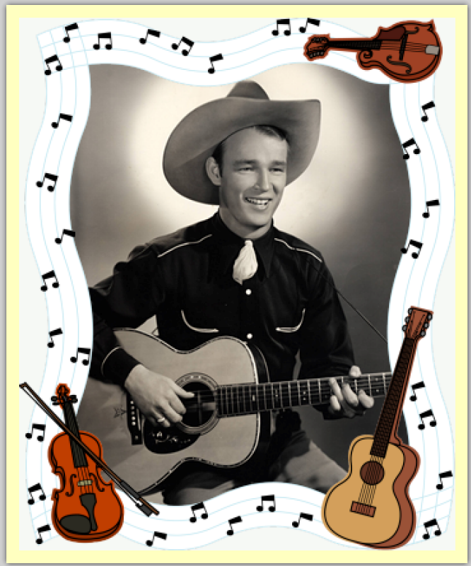 Guest Roy Rogers