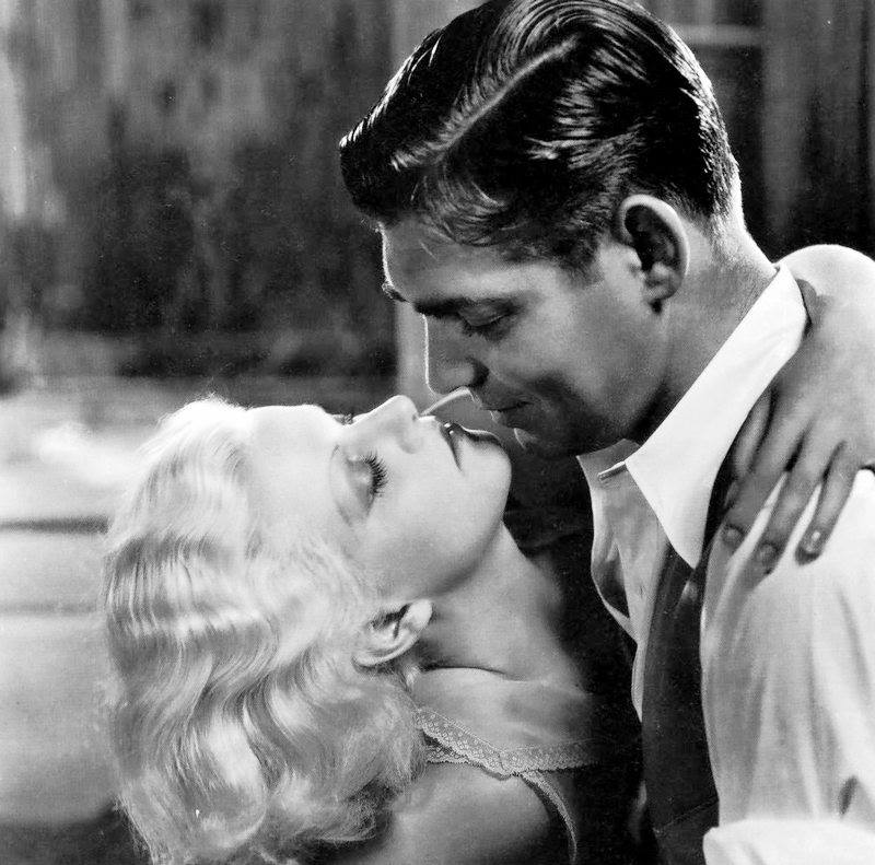 Clark Gable in Take her down.