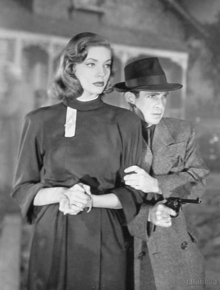 Actress Lauren Bacall