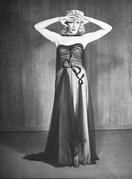 Actress, singer Marilyn Maxwell