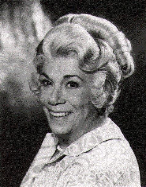 Bea Benaderet as Dora Foster, Judy's mother