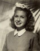 Louise Erickson as Mitzi, Judy's friend. Later as Judy Foster