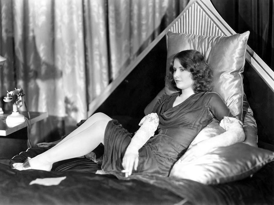 Barbara Stanwyck.