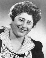 Gertrude Berg as Molly Goldberg