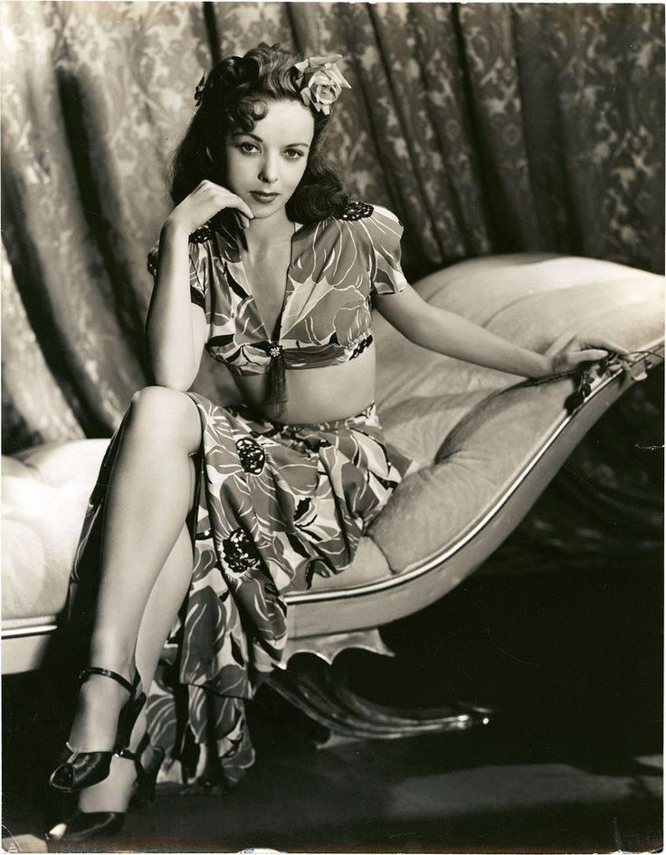 Actress Ida Lupino.