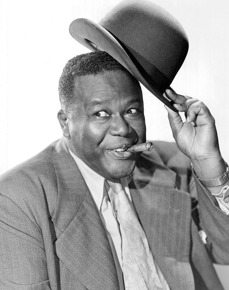 Actor and film maker SPENCER WILLIAMS (1893 – 1969), who was born on July 14th. He was best known for playing Andy in the Amos 'n Andy television show