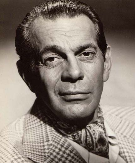 Raymond Massey - Host