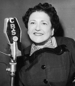 Louella Parsons Hostess