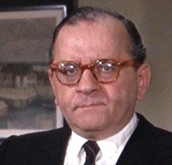 Martin Gabel as Inspector Javert