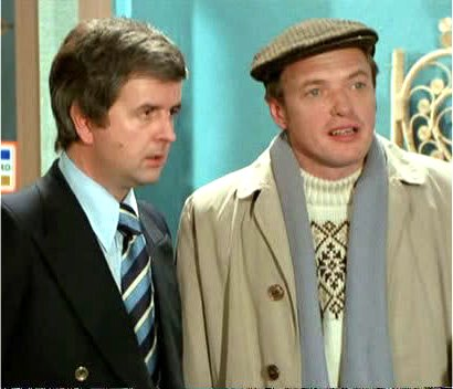 Likely Lads Rodney Bewes & James Bolam
