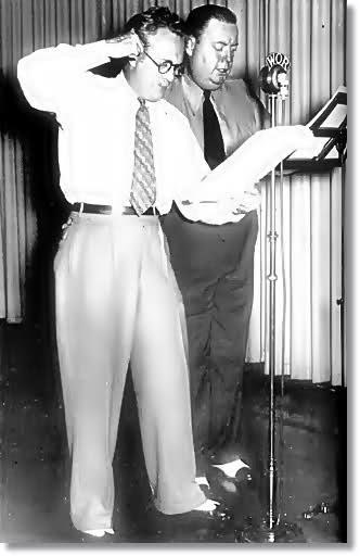 Alan Devitt (left)