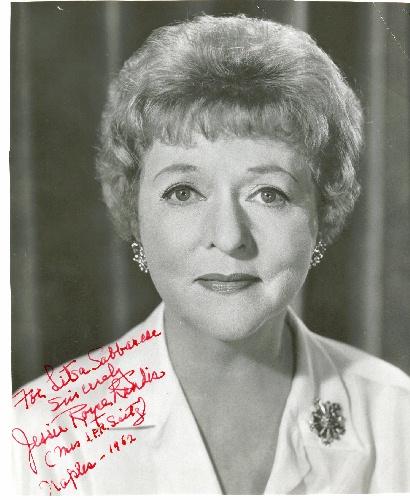 Jessie Landis