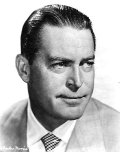 Chester Morris as Honest O'Day
