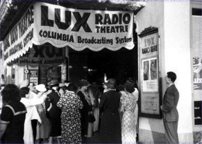 Lux Radio Theater Rehearsals