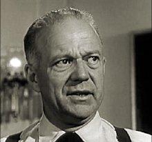 Bill Bouchey as Inspector Sherman