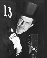 Raymond Edward Johnson as Mandrake
