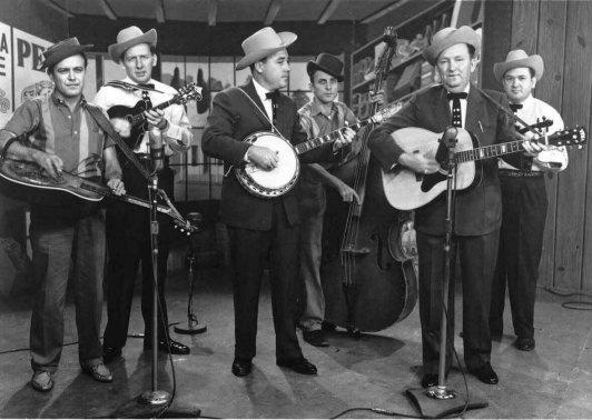 Lester Flatt, Earl Scruggs and The Foggy Mountain Boys