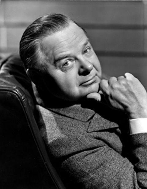 Actor GENE LOCKHART