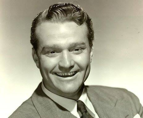 Actor and comedian RED SKELTON