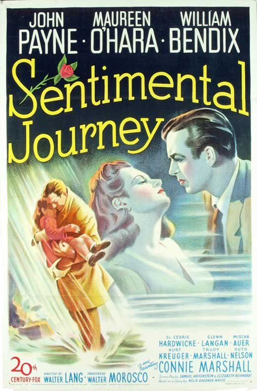Lux Radio Theater Sentimental Journey