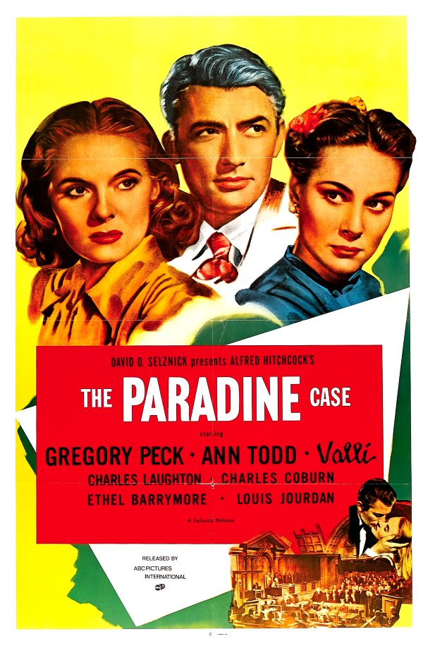 The Paradine Case