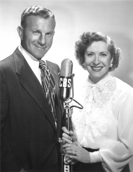 George Burns Gracie Allen