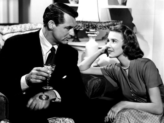 Cary Grant as Jim Blandings, Betsy Drake as Muriel Blandings Real life husband an wife.