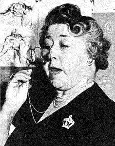 Verna Felton as Mrs. Odetts