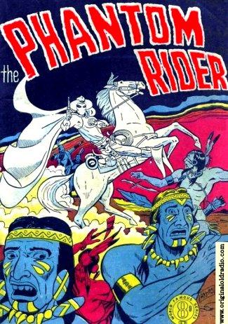 Phantom Rider Comic Book