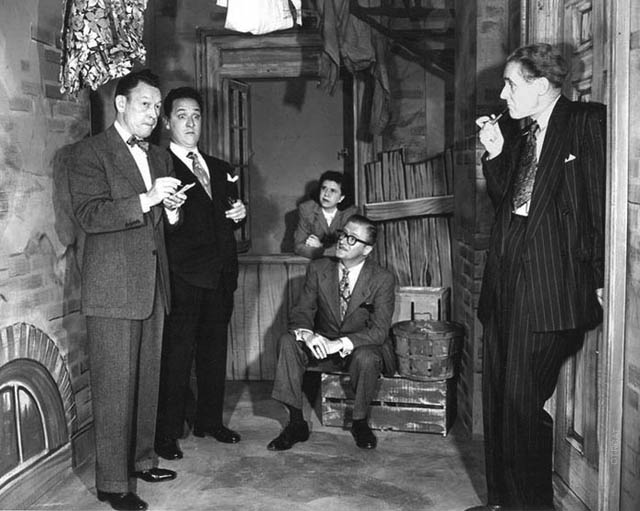Fred Allen Show 45-11-11 Mr. Mob Buster