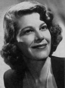 Betty Lou Gerson as Dr. Carol Tracey