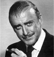 John Dehner as Inspector Peter Black