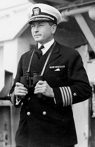 Rear Admiral Ellis M. Zacharias