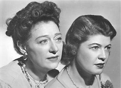 Anne Elstner and Vivian Smolen