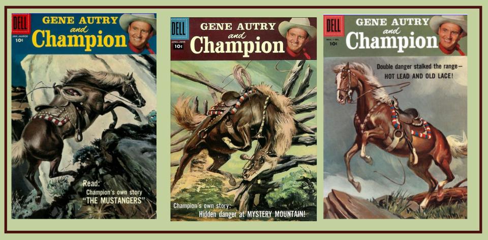 Adventures Of Champion Saddle Tramp Details