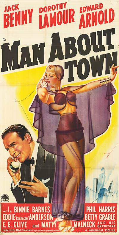 The Movie Man About Town