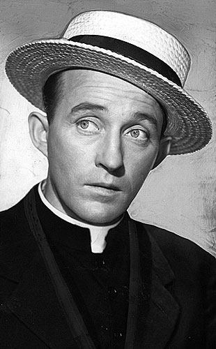 Mar 15, 1945: Bing Crosby receives the Best Actor Academy Award for his role as Father O'Malley in