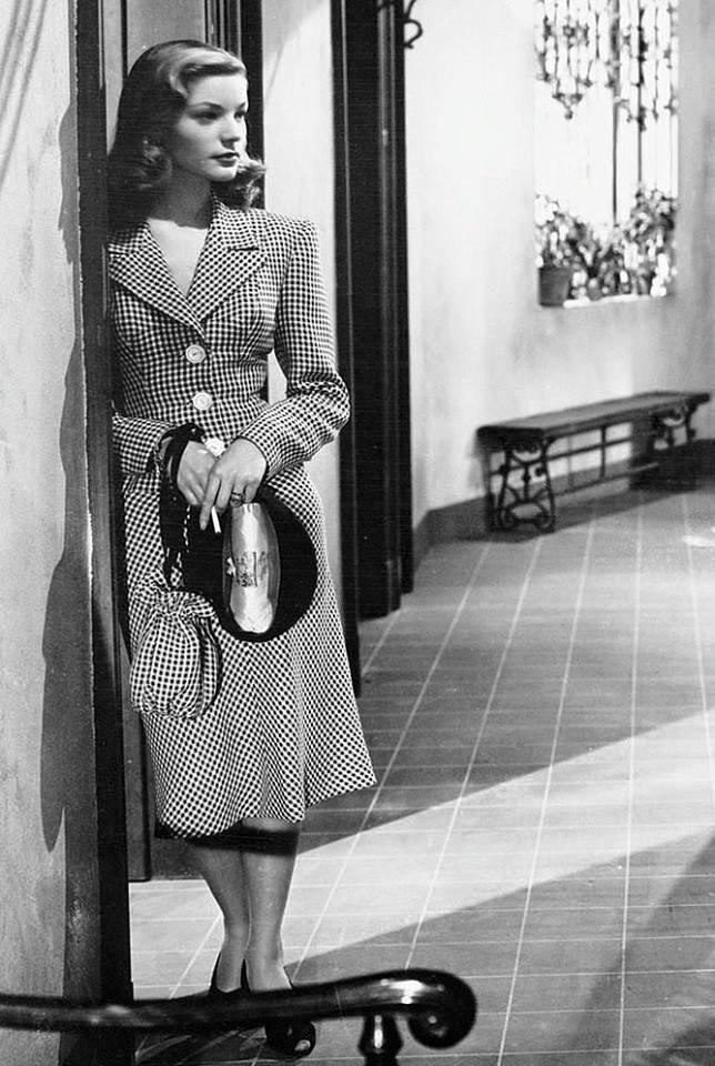 Lauren Bacall in