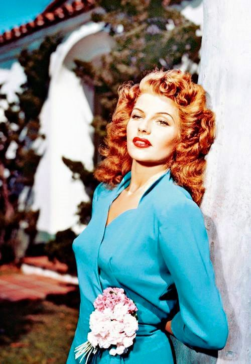 Guests Rita Hayworth governor of california earl warren broadcast from san francisco