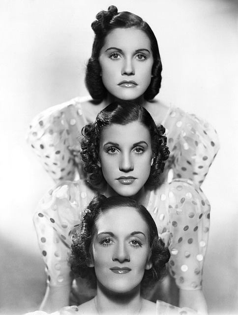 Bob Hope Guest Andrews Sisters
