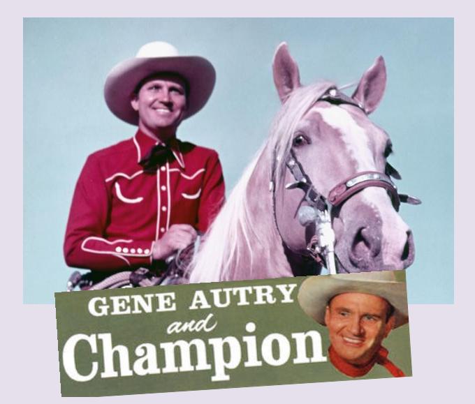Guest Gene Autry