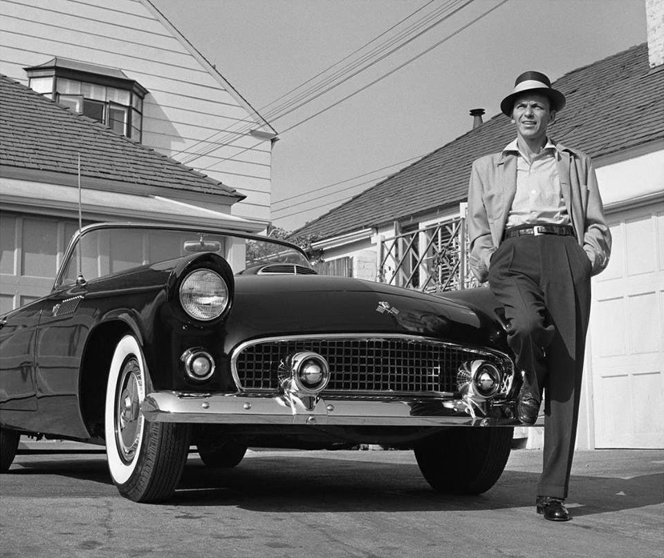 Guest Frank Sinatra