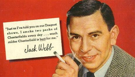 Jack Wolf in Dragnet