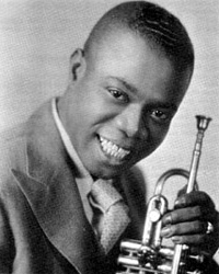 Louis Armstrong in
